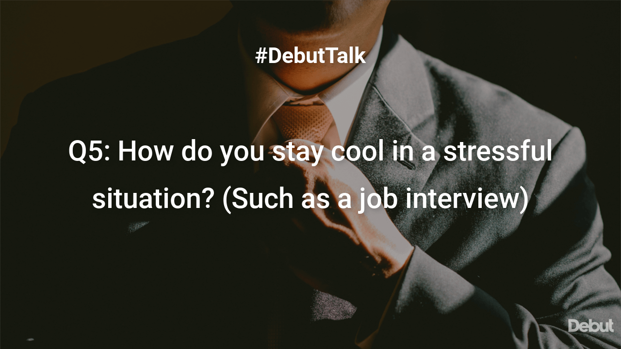 #DebutTalk Modern Interviews