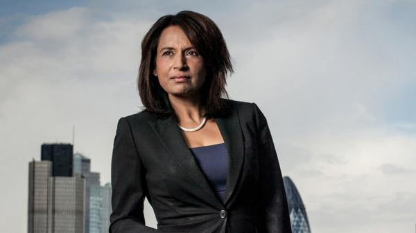 Baroness McGregor-Smith race pay gap