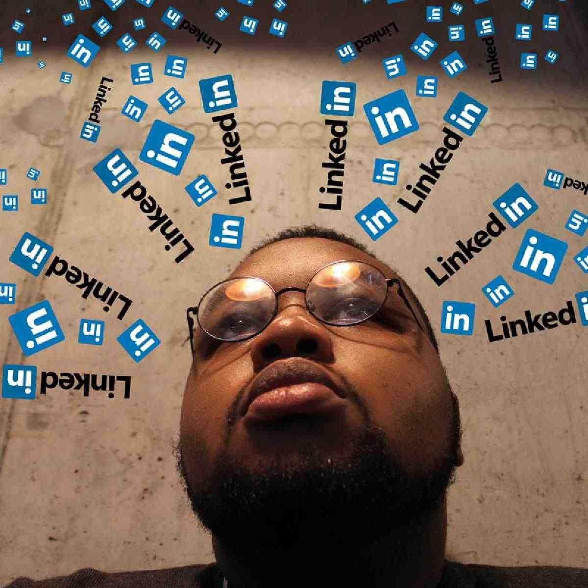 Alex makes a LinkedIn