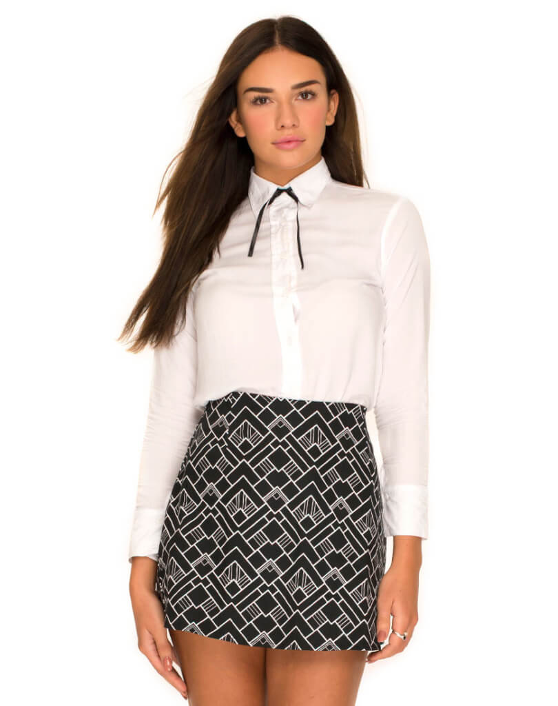 work wardrobe a line skirt