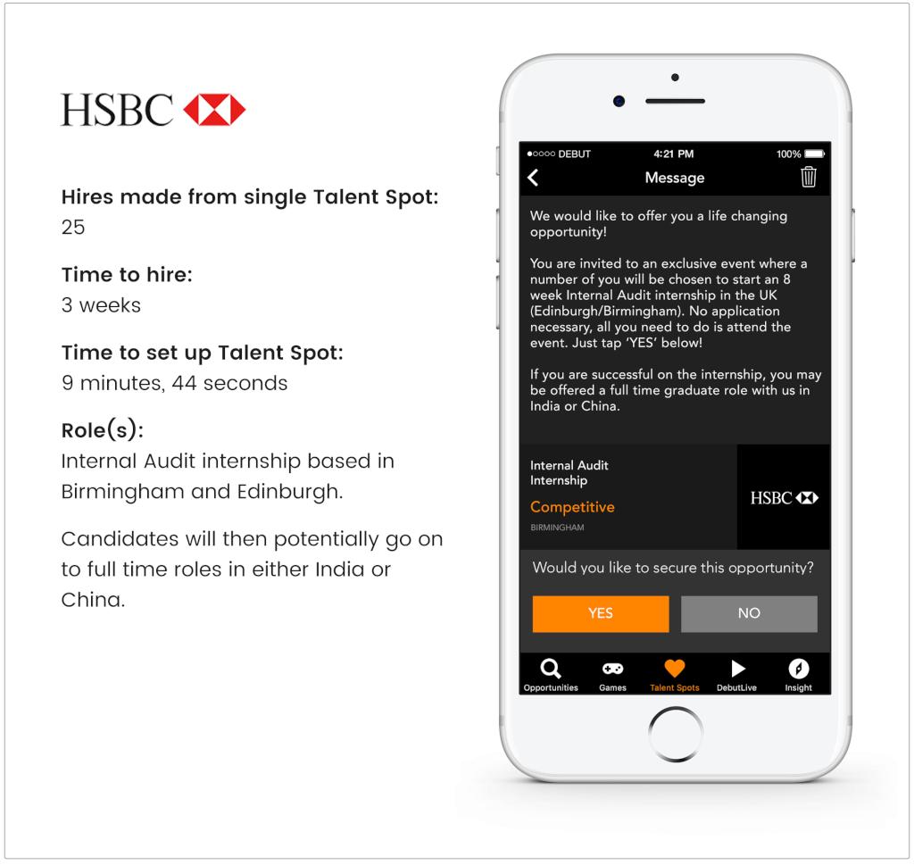 HSBC Case Study - Debut