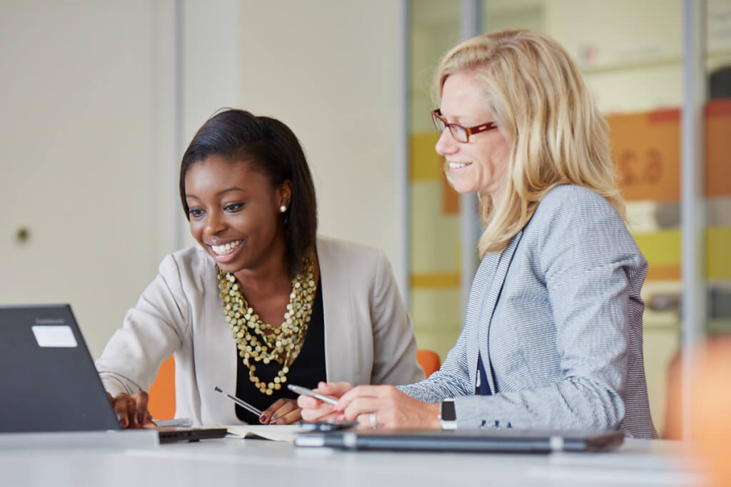 support for women in finance