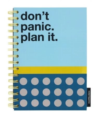 stationary planner
