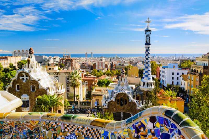 barcelona summer holidays
