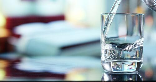 drinking water freshers