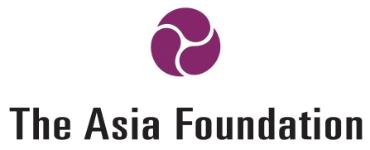 Asia Foundation logo