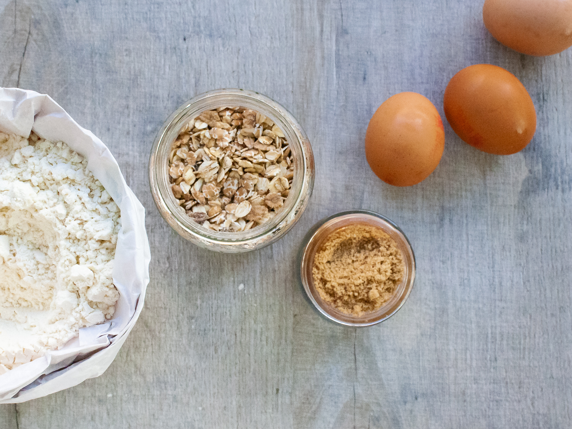 Understanding the different type of ingredients improves your baking