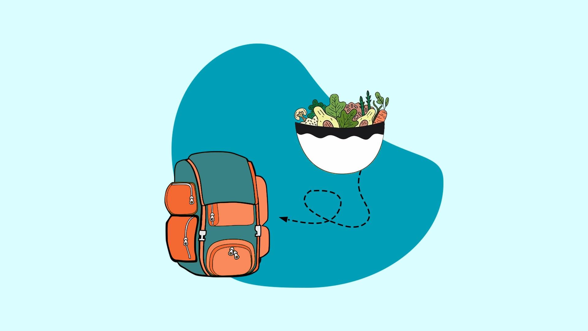 9 Nourishing Vegan Lunch Recipes for Backpacking
