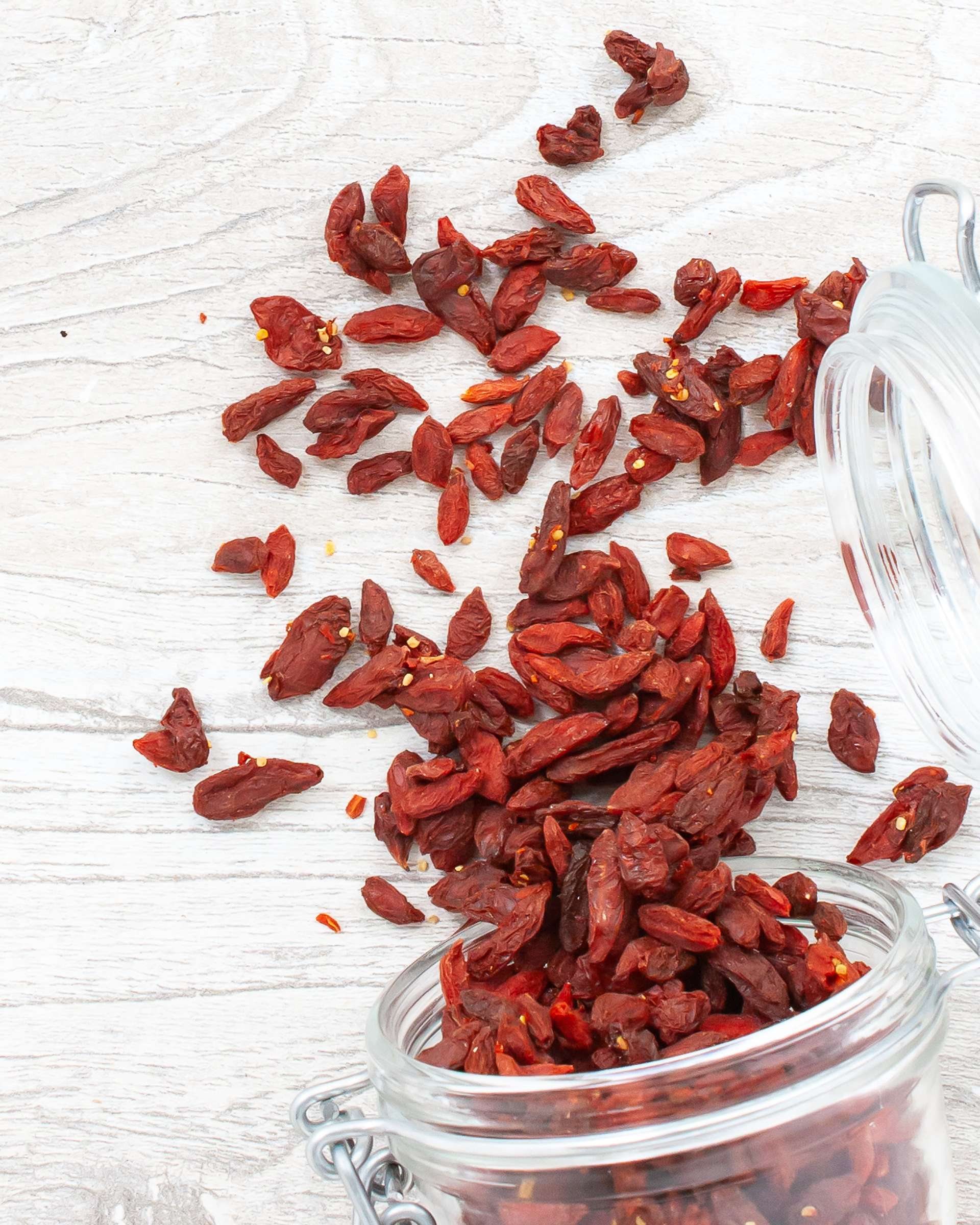 health benefits and nutrition of superfood goji berry