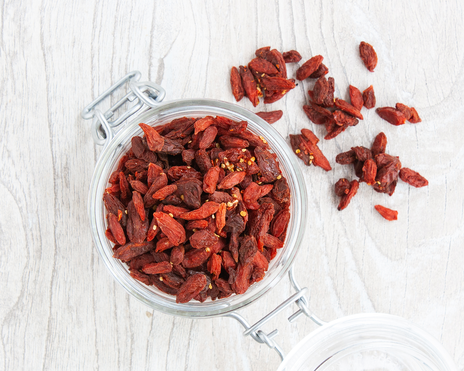 benefits and nutrition of goji berries