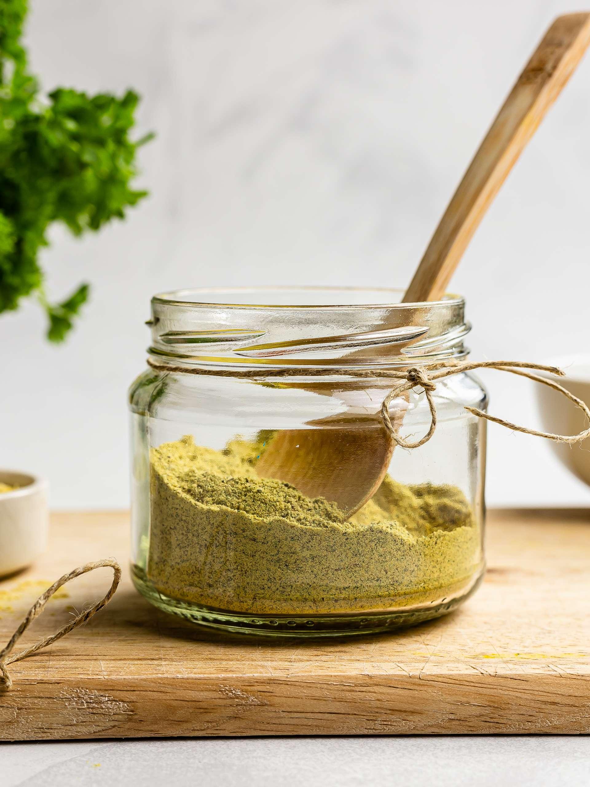 Vegan Bouillon Powder (Salt-Free)