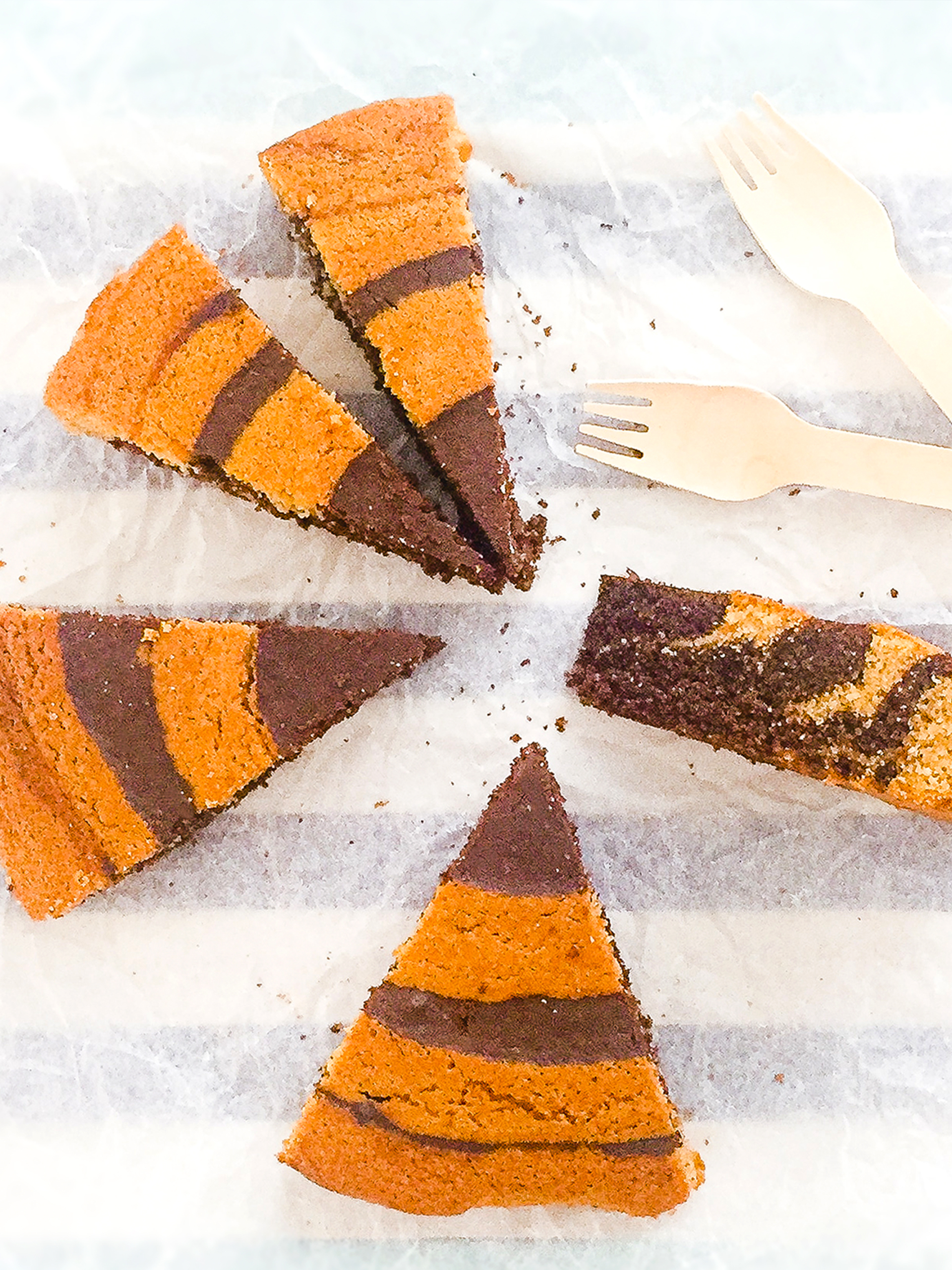 Gluten Free Marble Cake Preview