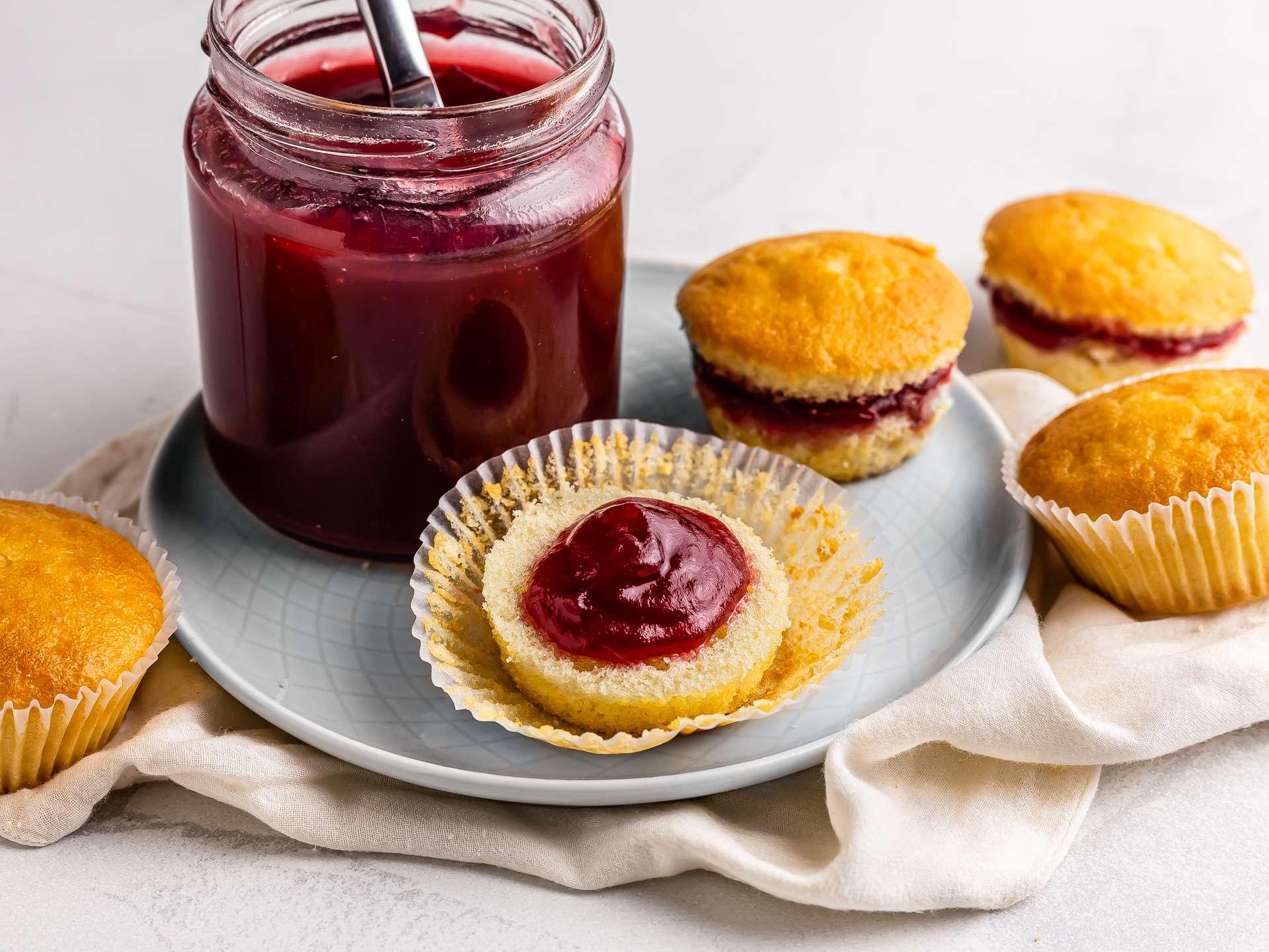 Sugar-Free Apple Raspberry Jam (Seedless, No Pectin)