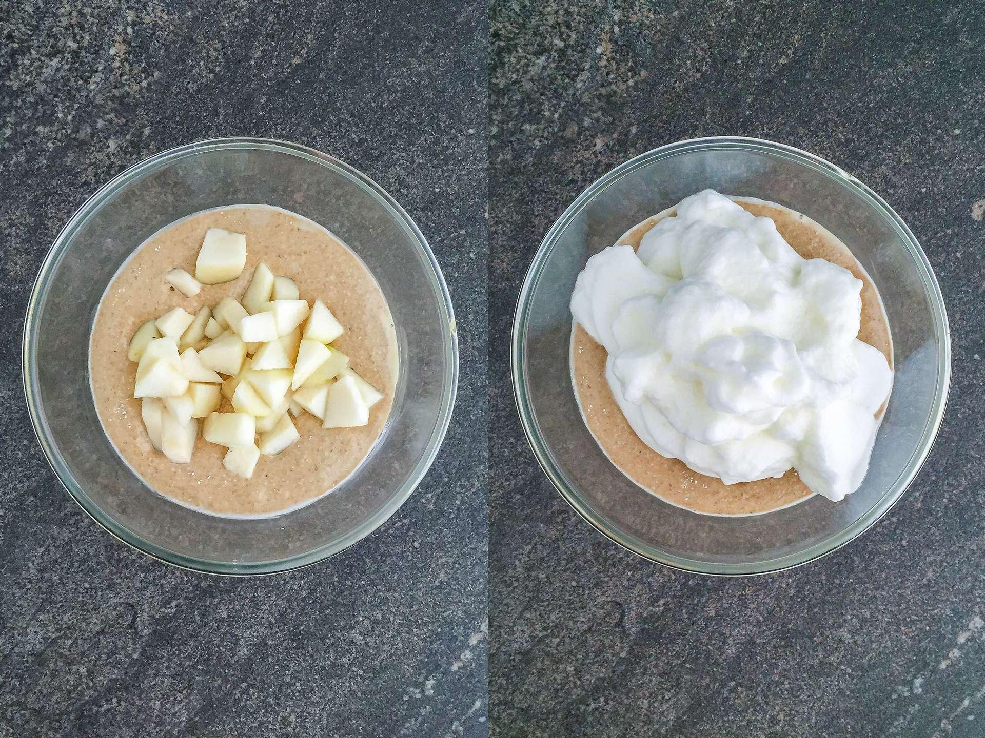 Step 3.1 of Gluten Free Italian Pear Cake with Honey Glaze Recipe