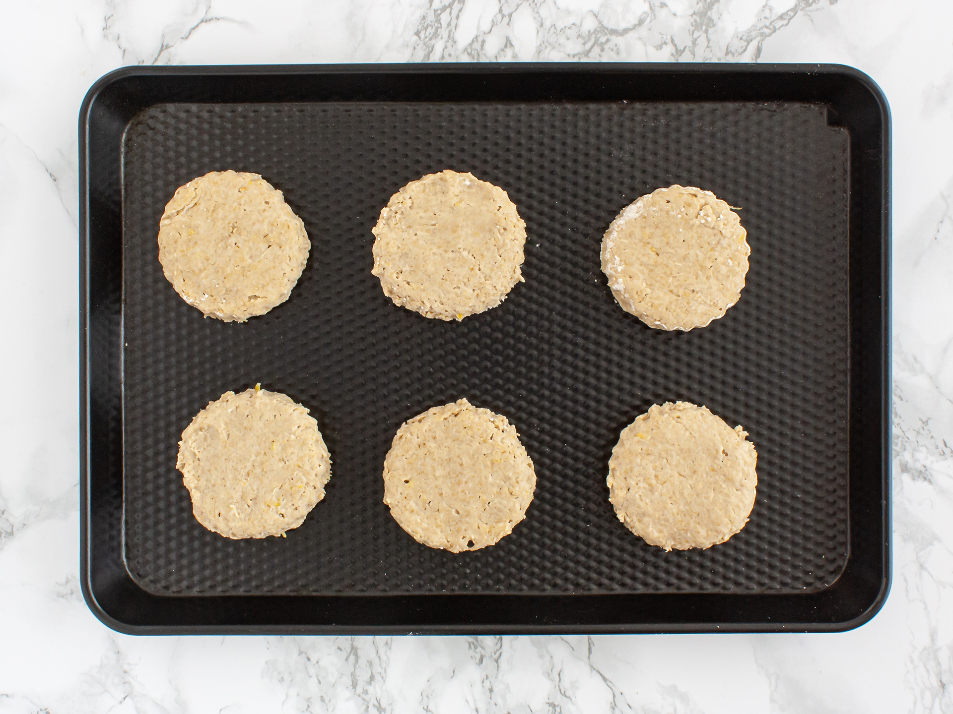 Step 3.2 of Gluten Free Vegan Lemonade Scones