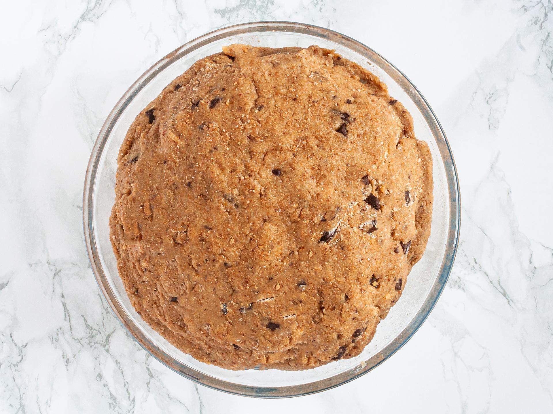 Step 2.1 of Vegan Peanut Butter Chocolate Chip Cookies Recipe