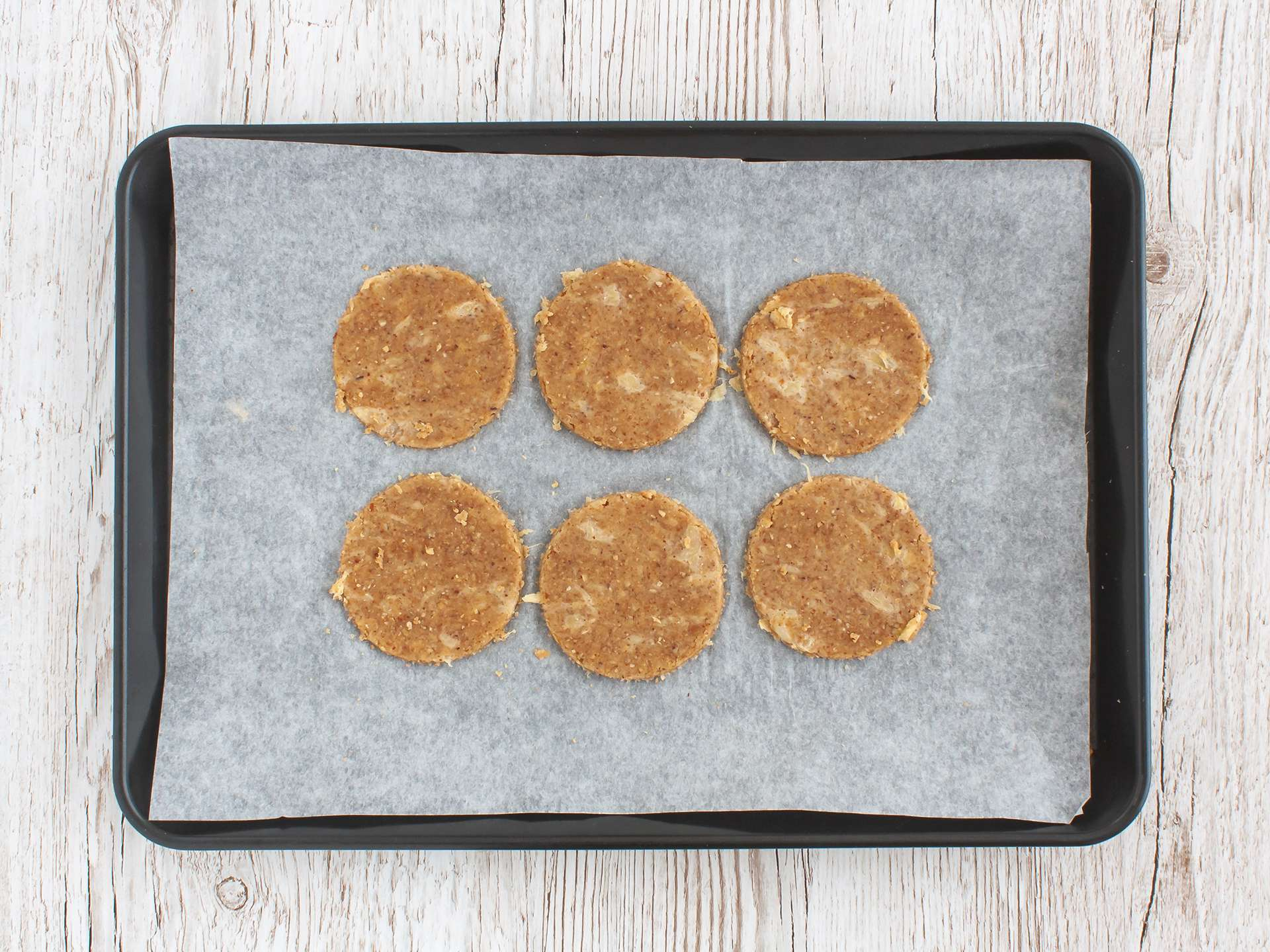 Step 4.1 of Gluten Free Oatmeal Digestive Biscuits