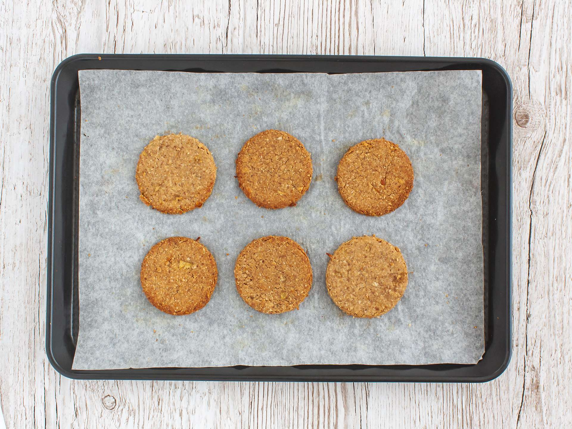 Step 4.2 of Gluten Free Oatmeal Digestive Biscuits