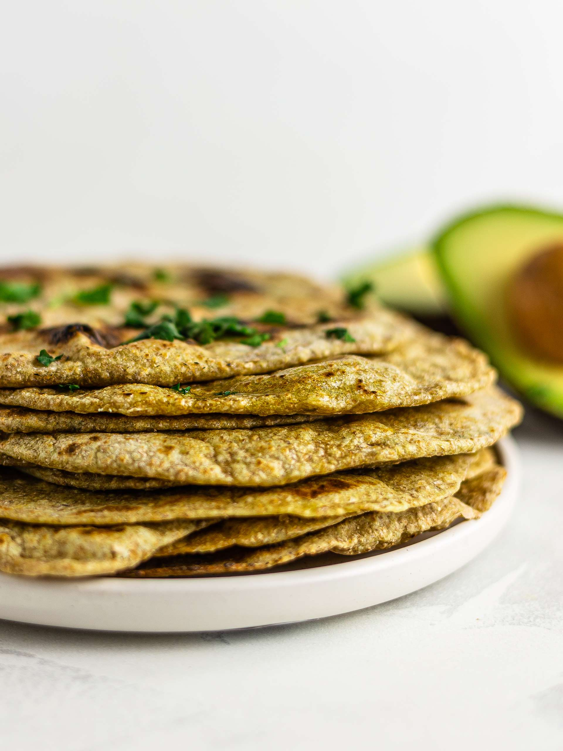 Avocado Chapati Recipe Thumbnail