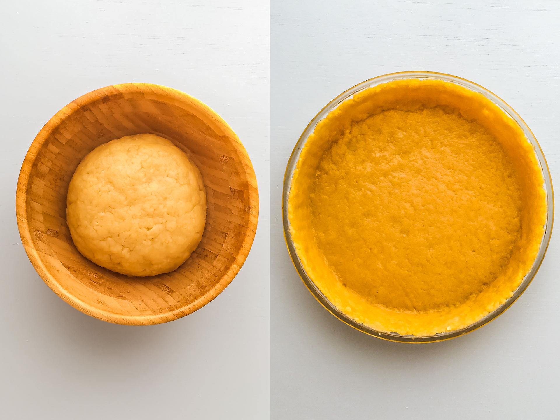 Step 2.1 of Strawberry Jam Pie Recipe