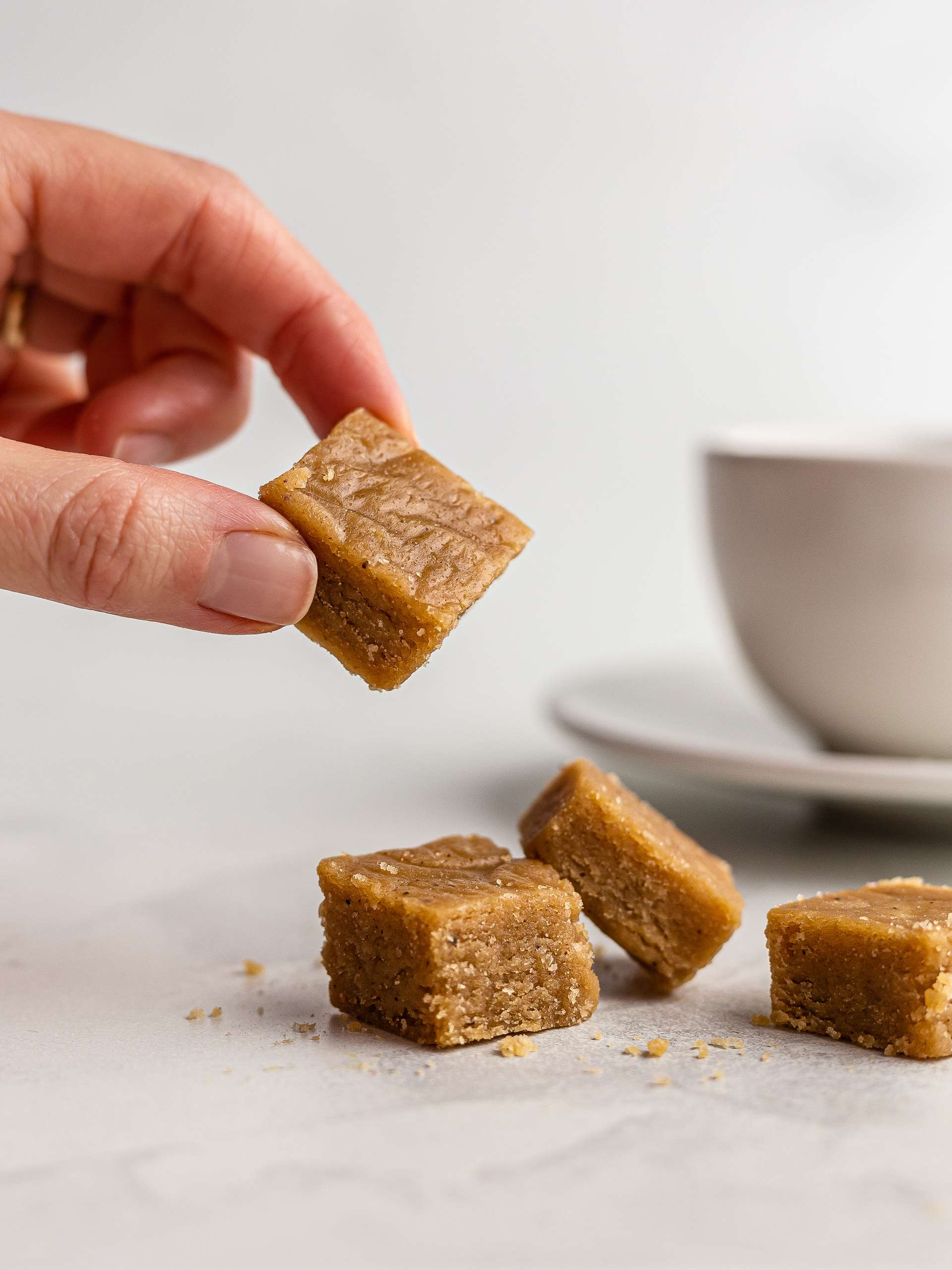 Sugar-Free Keto Halva Recipe Thumbnail