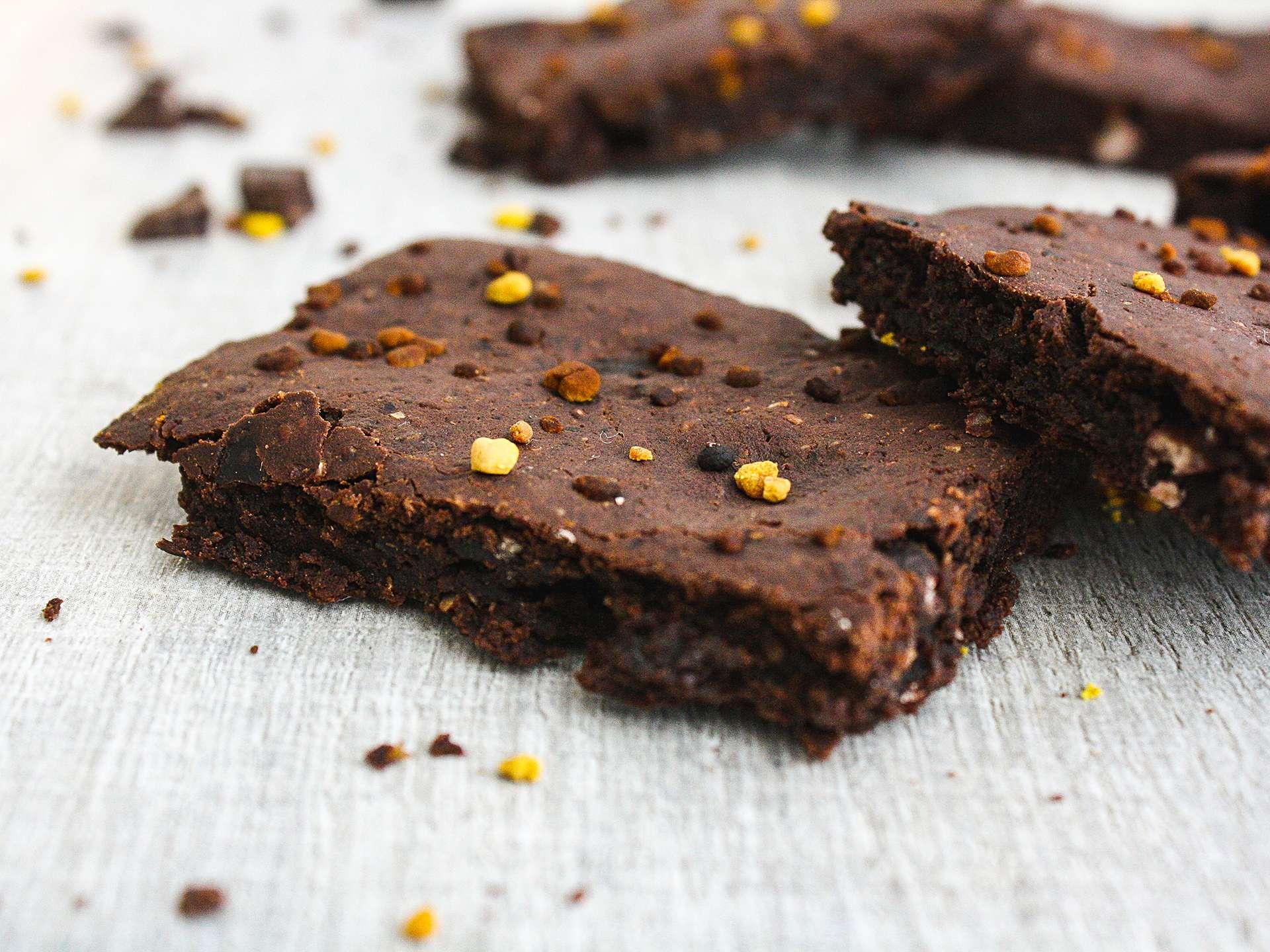 Vegan Black Bean Brownies Recipe