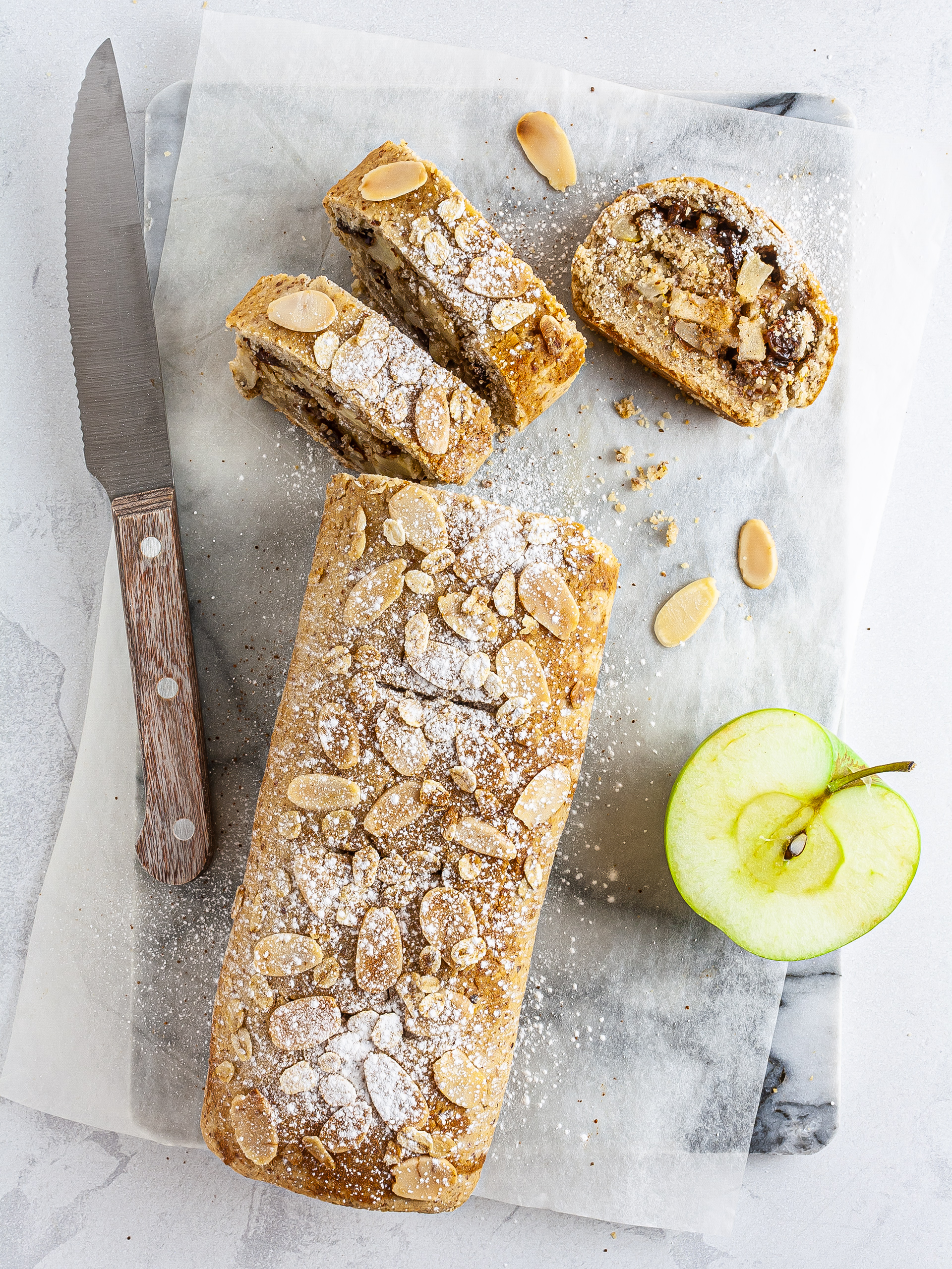 Gluten-Free Apple Strudel Recipe Thumbnail