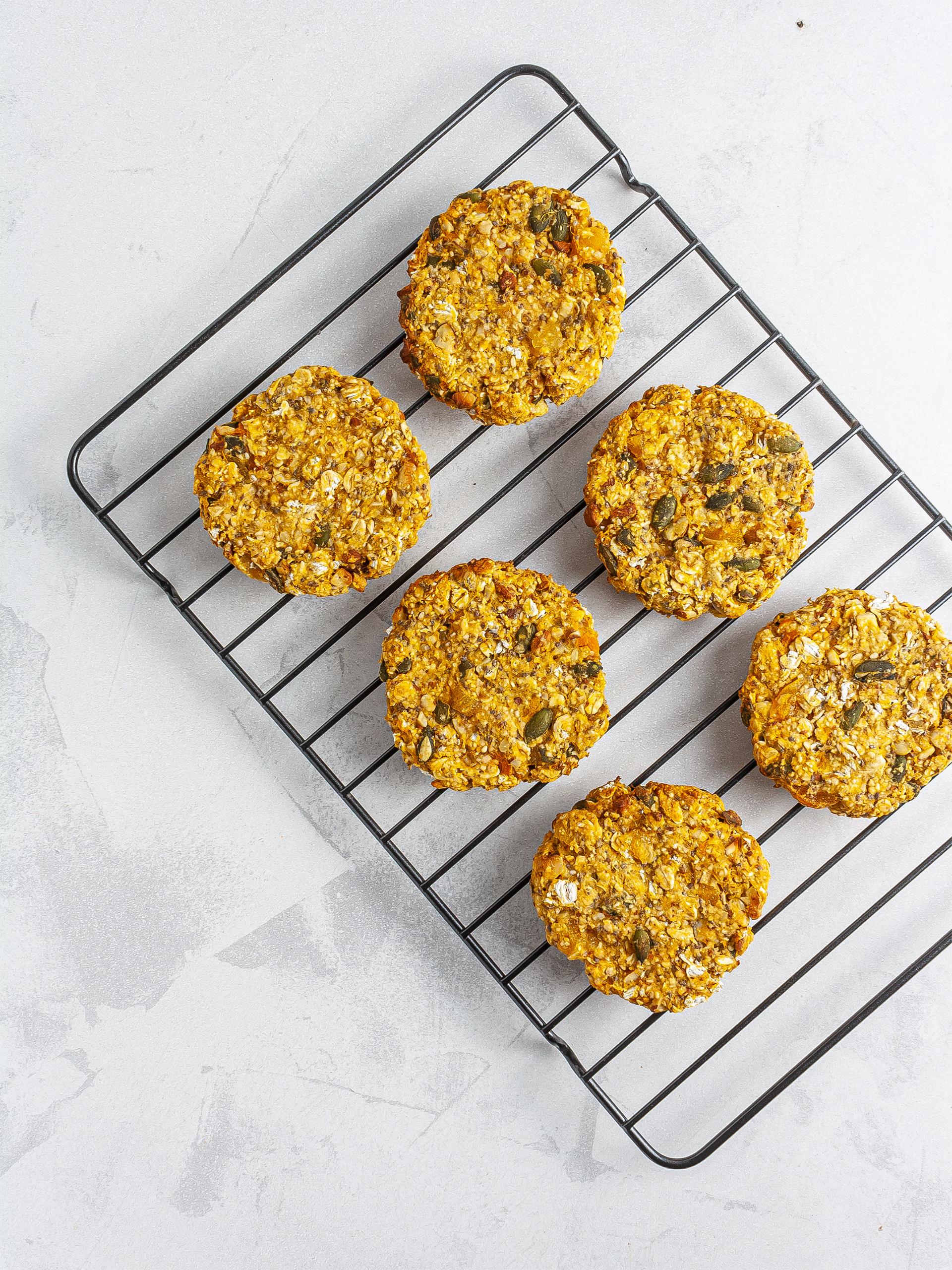 Step 4.2 of {Vegan, Gluten-Free} Sweet Potato Breakfast Cookies