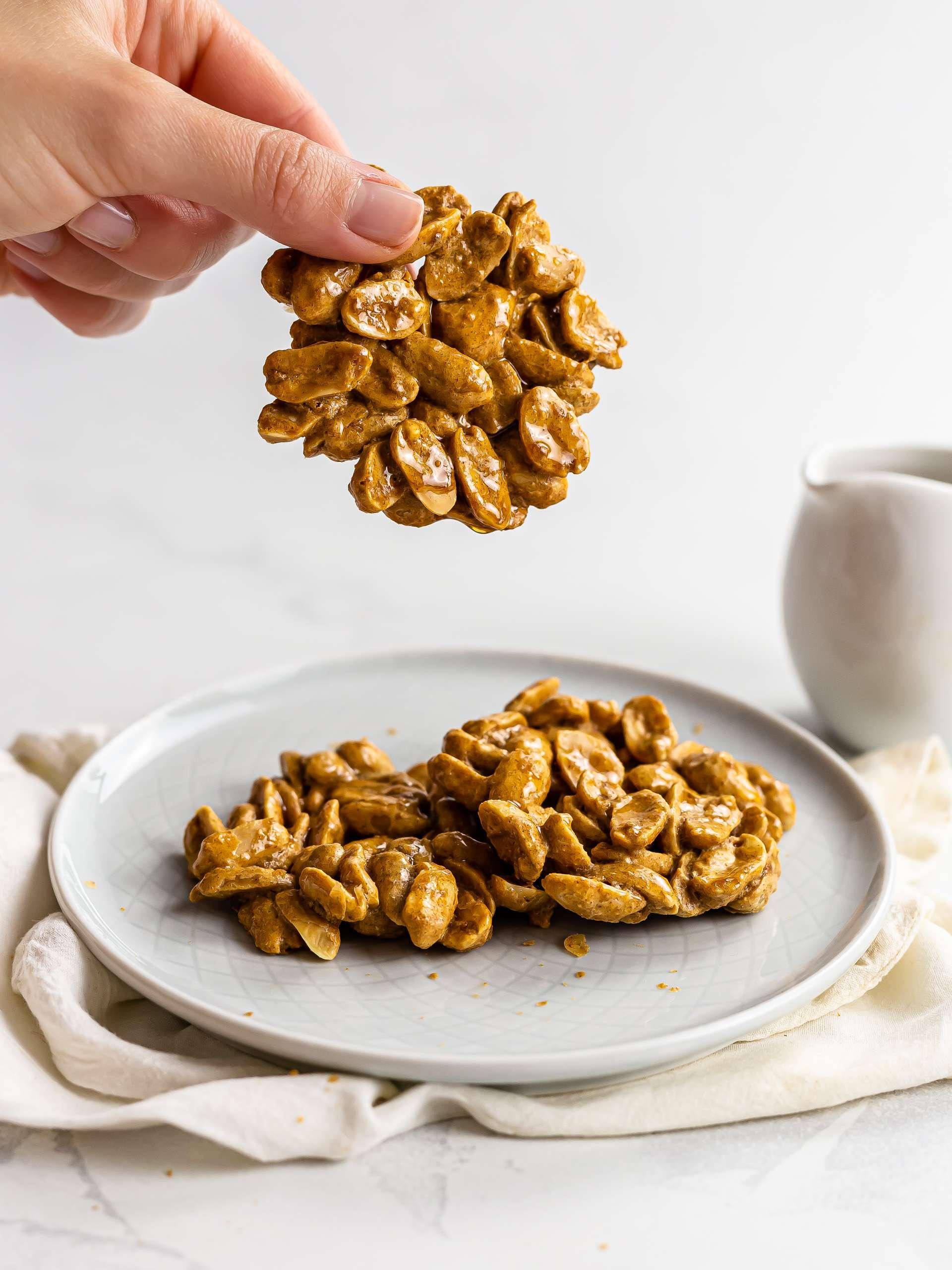 Jamaican Peanut Drops
