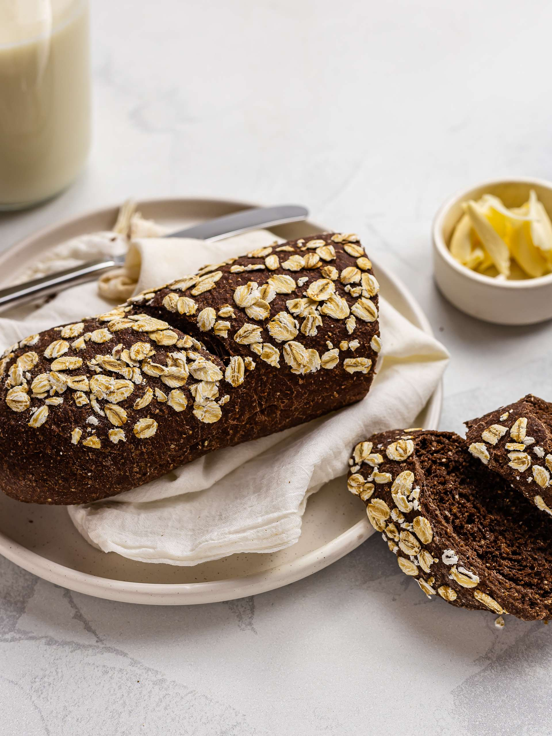 Cheesecake Factory Brown Bread Thumbnail