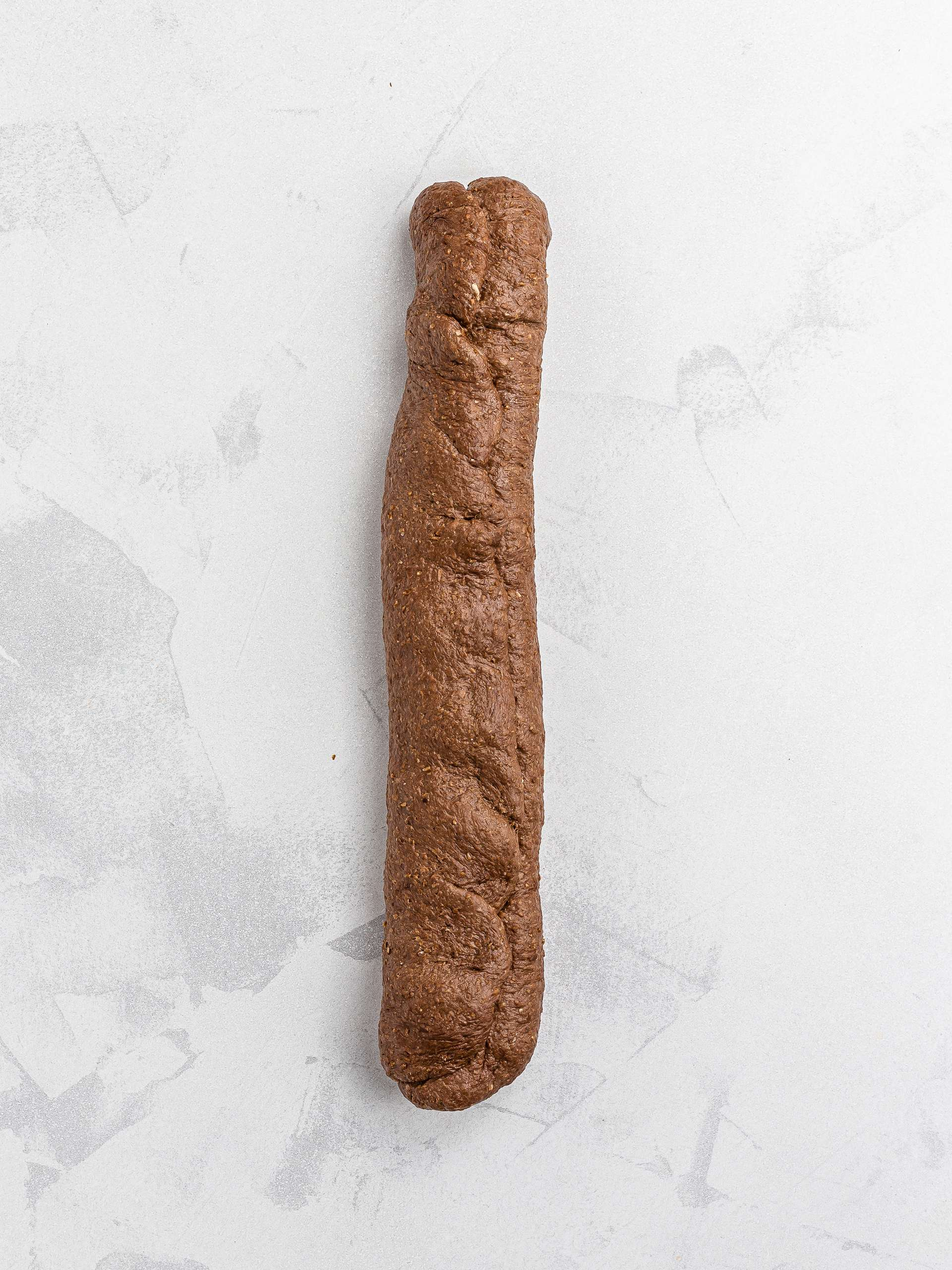 how to shape baguette bread