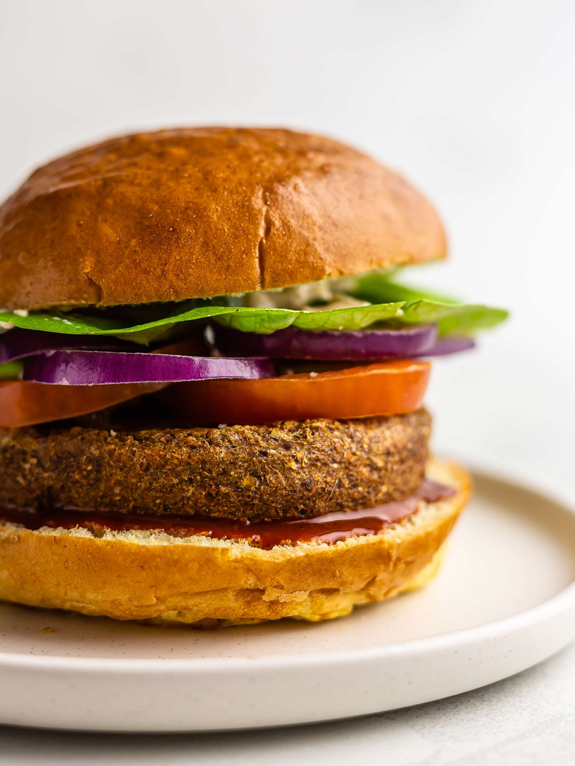 Vegan Jackfruit Burger Patties Thumbnail