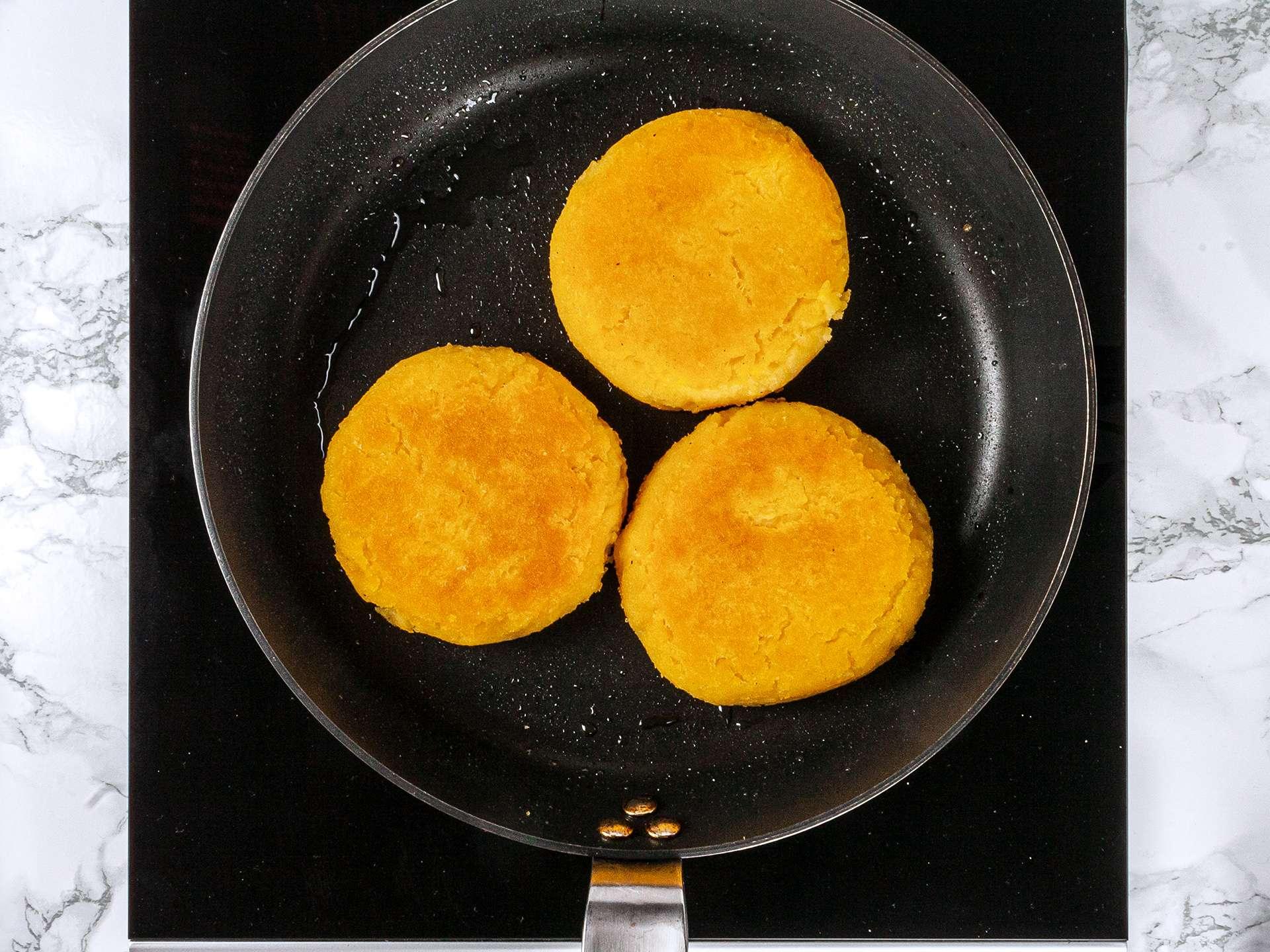 Step 4.1 of Gluten Free Arepas Recipe