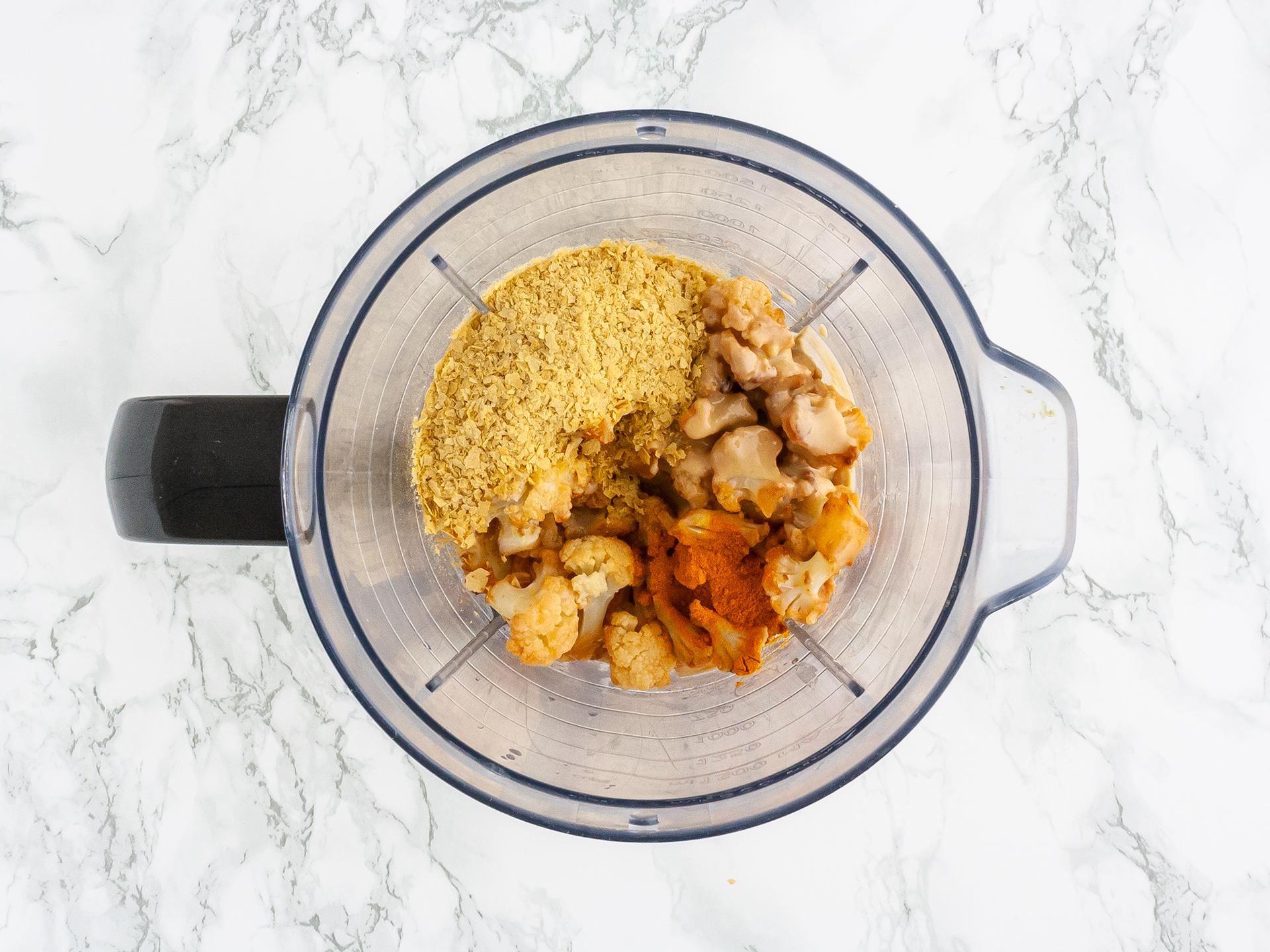 Step 2.1 of Vegan Cauliflower Cheese Sauce Recipe