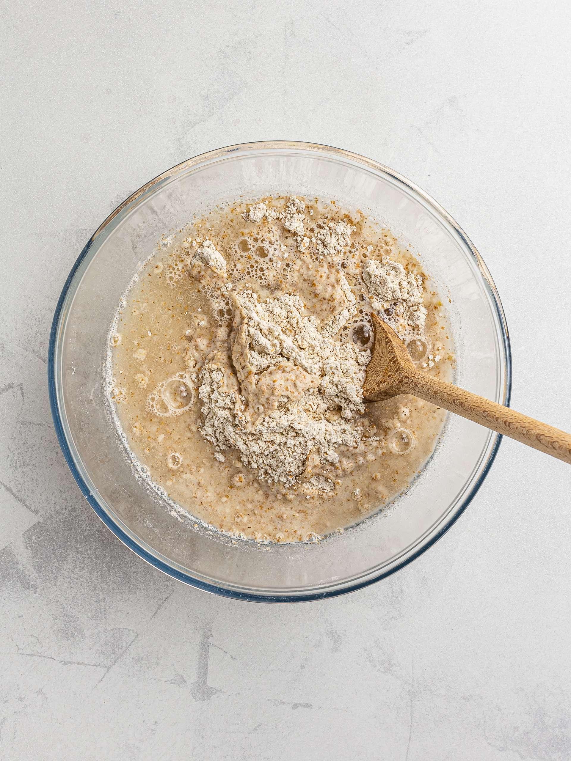 lavash bread ingredients