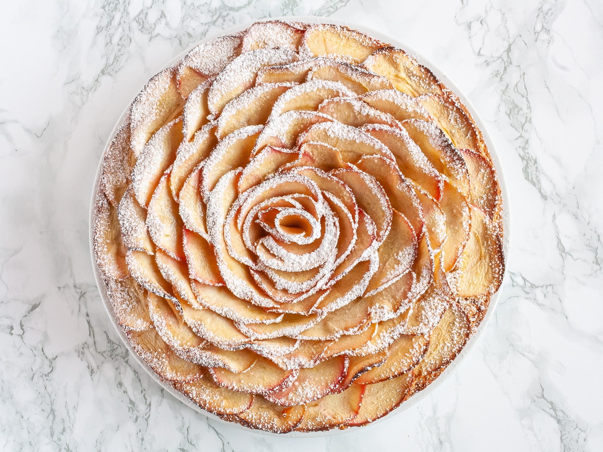 Step 5.1 of Gluten Free Apple Cake Recipe