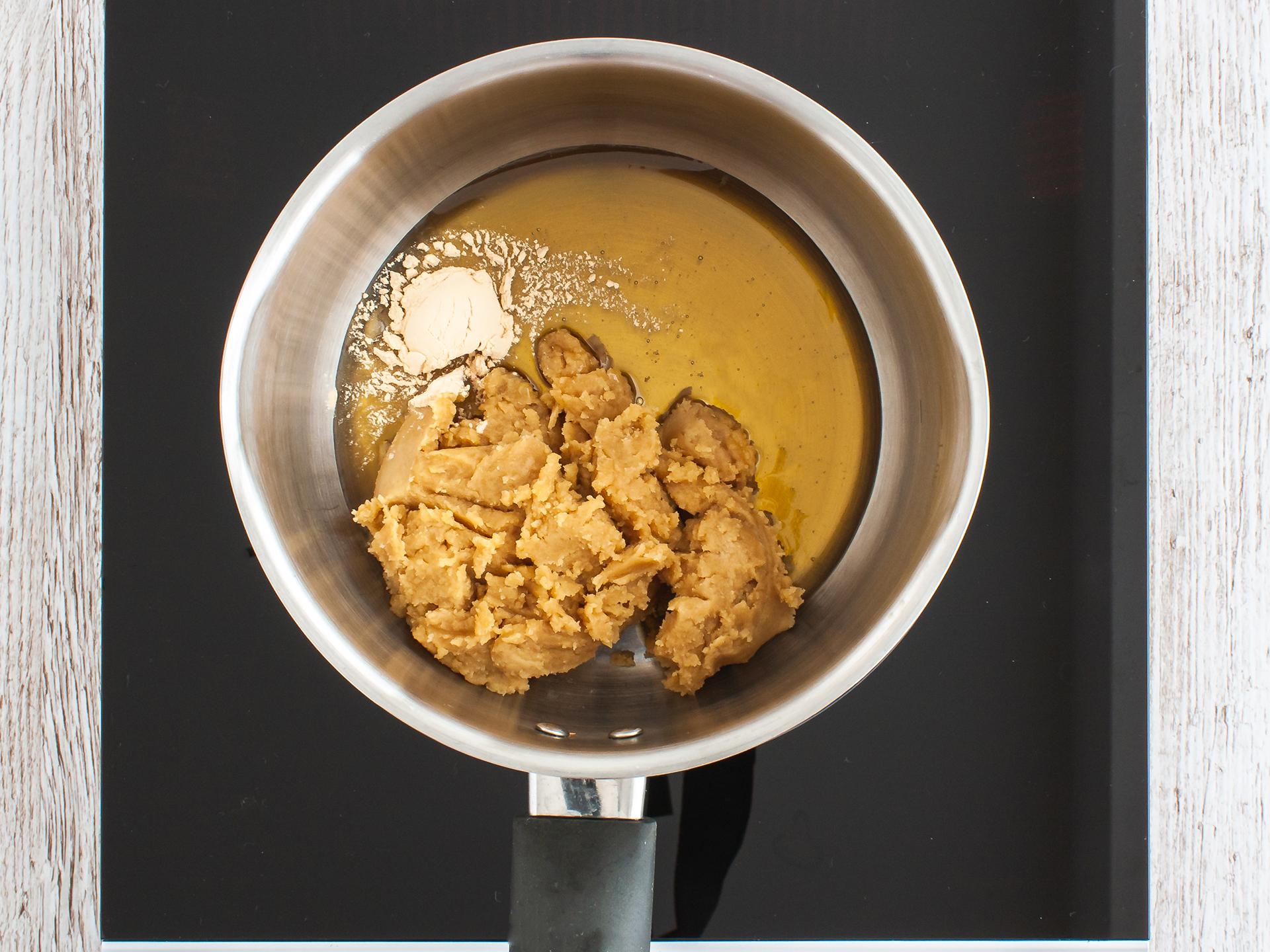 Step 1.1 of Sesame Puffed Rice Bars Recipe
