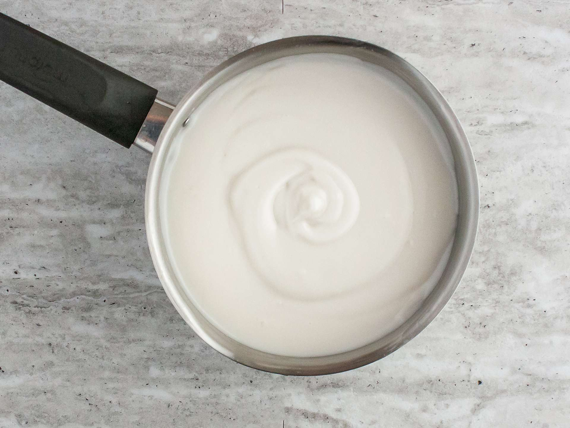Step 3.1 of Homemade Canned Coconut Cream