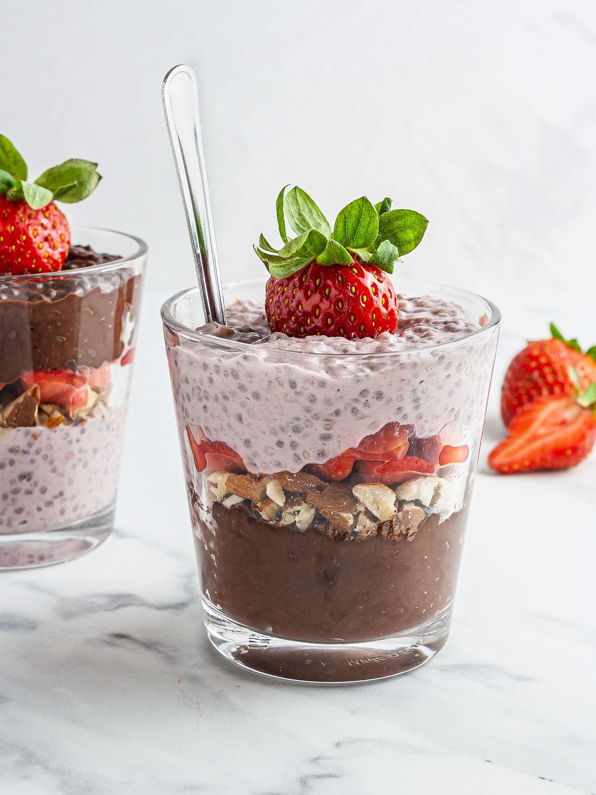 Vegan Chia Protein Pudding with Tofu Thumbnail