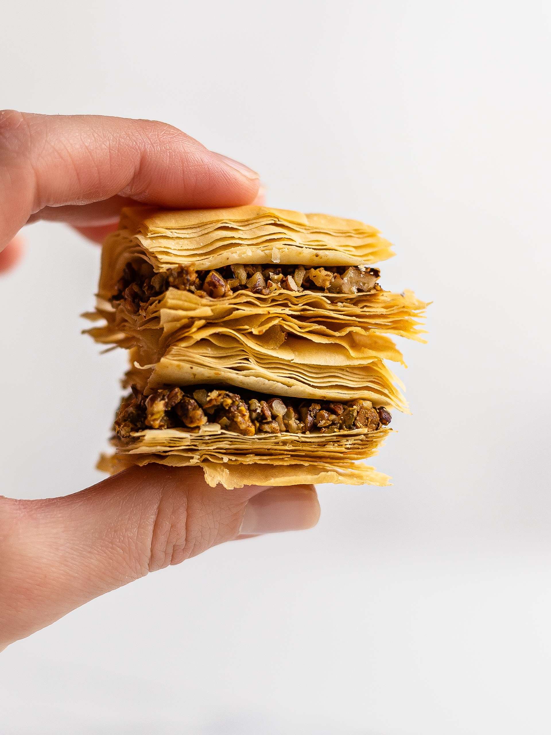 Vegan Lebanese Baklava with Maple Thumbnail