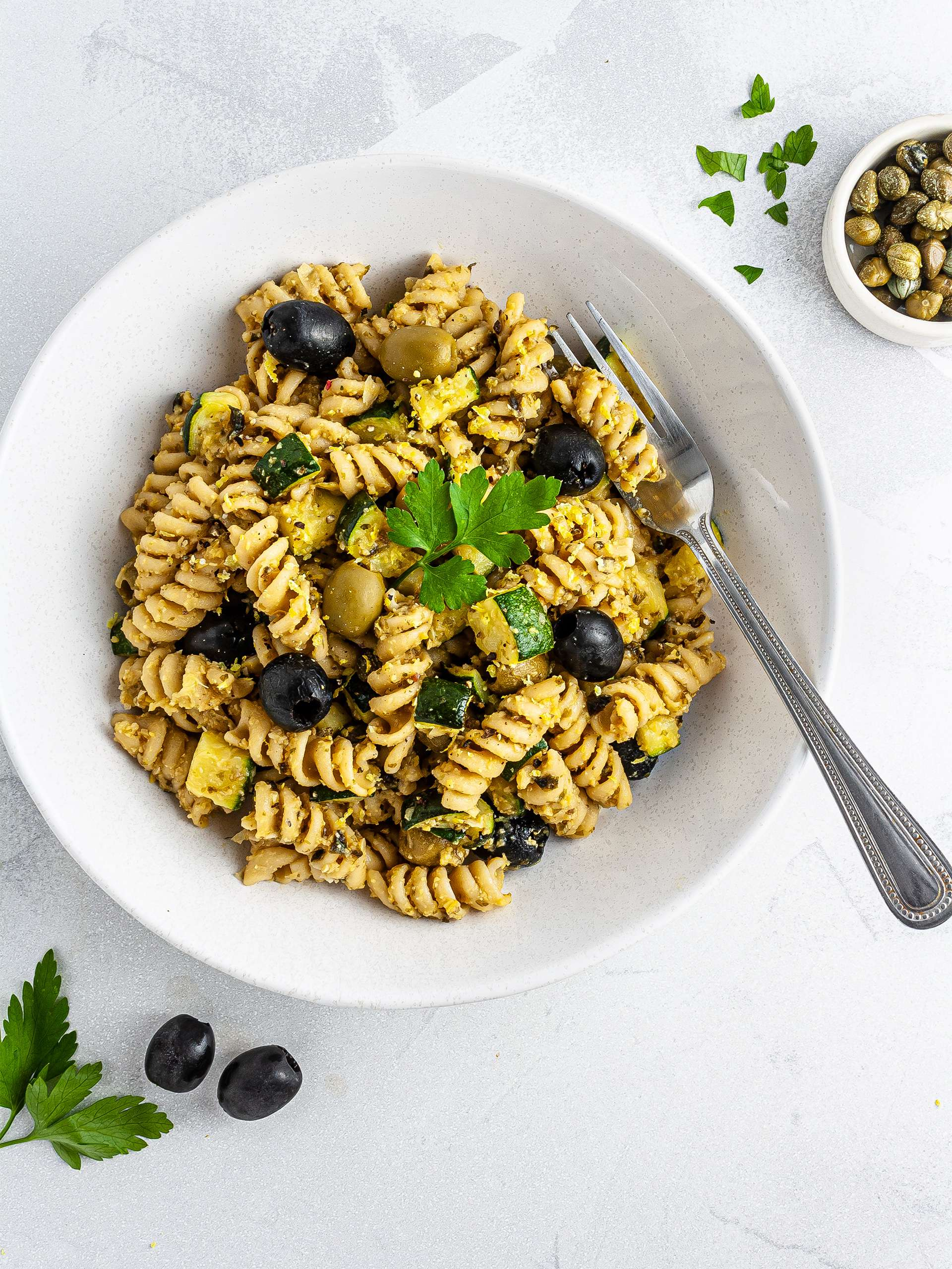 Vegan Tuna Pasta Salad Recipe