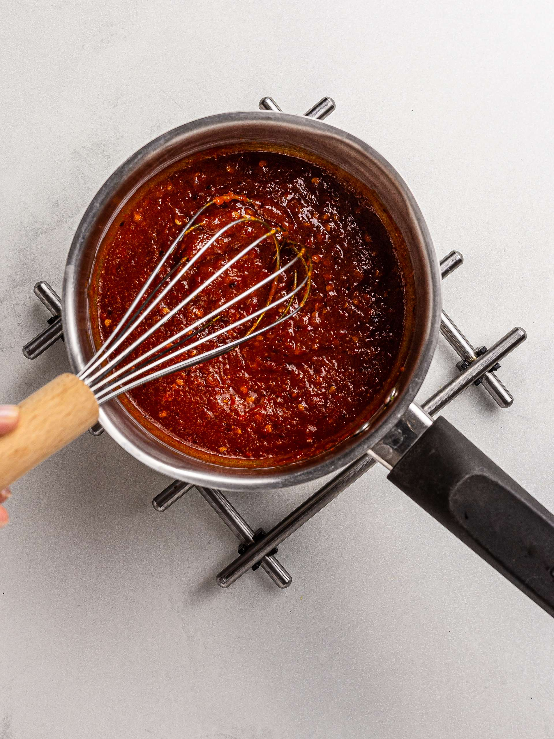 how to make firecracker sauce
