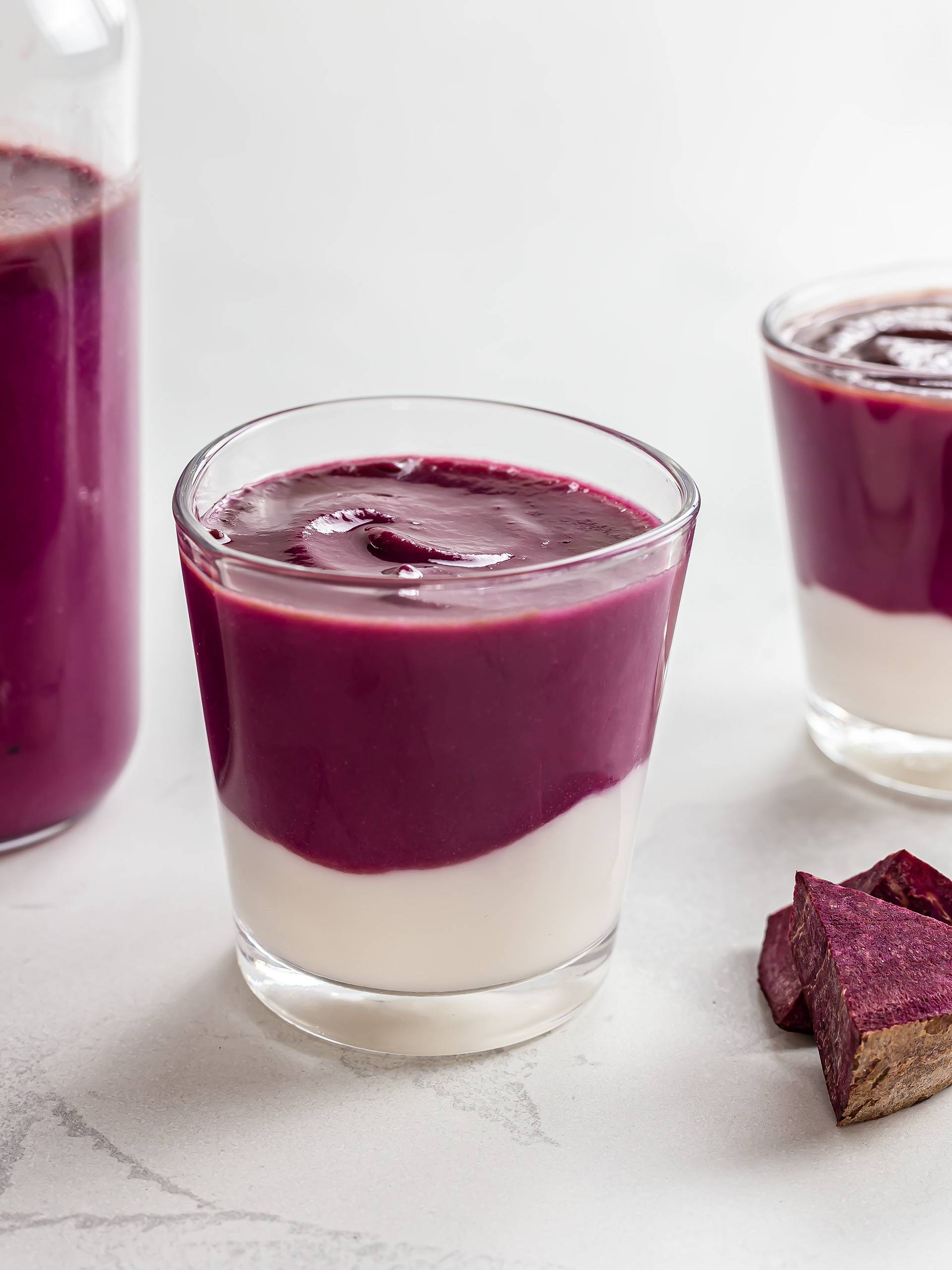 Purple Yam (Ube) Smoothie