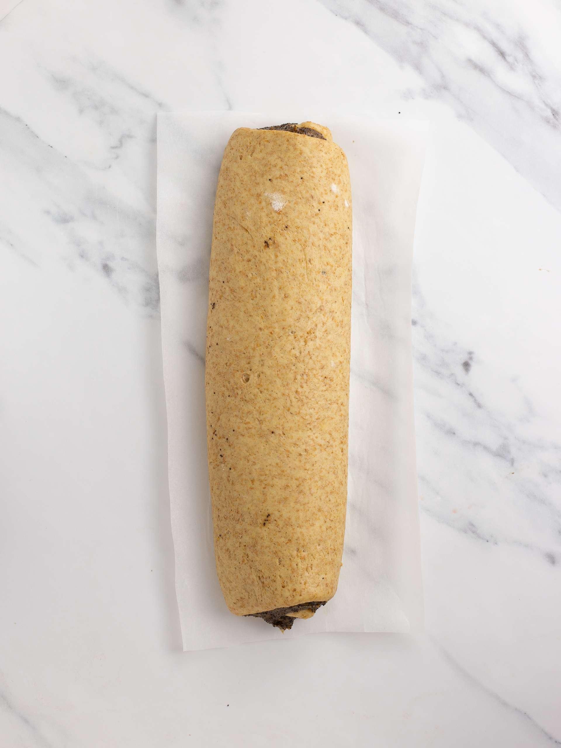 poppy seed filling cake roll