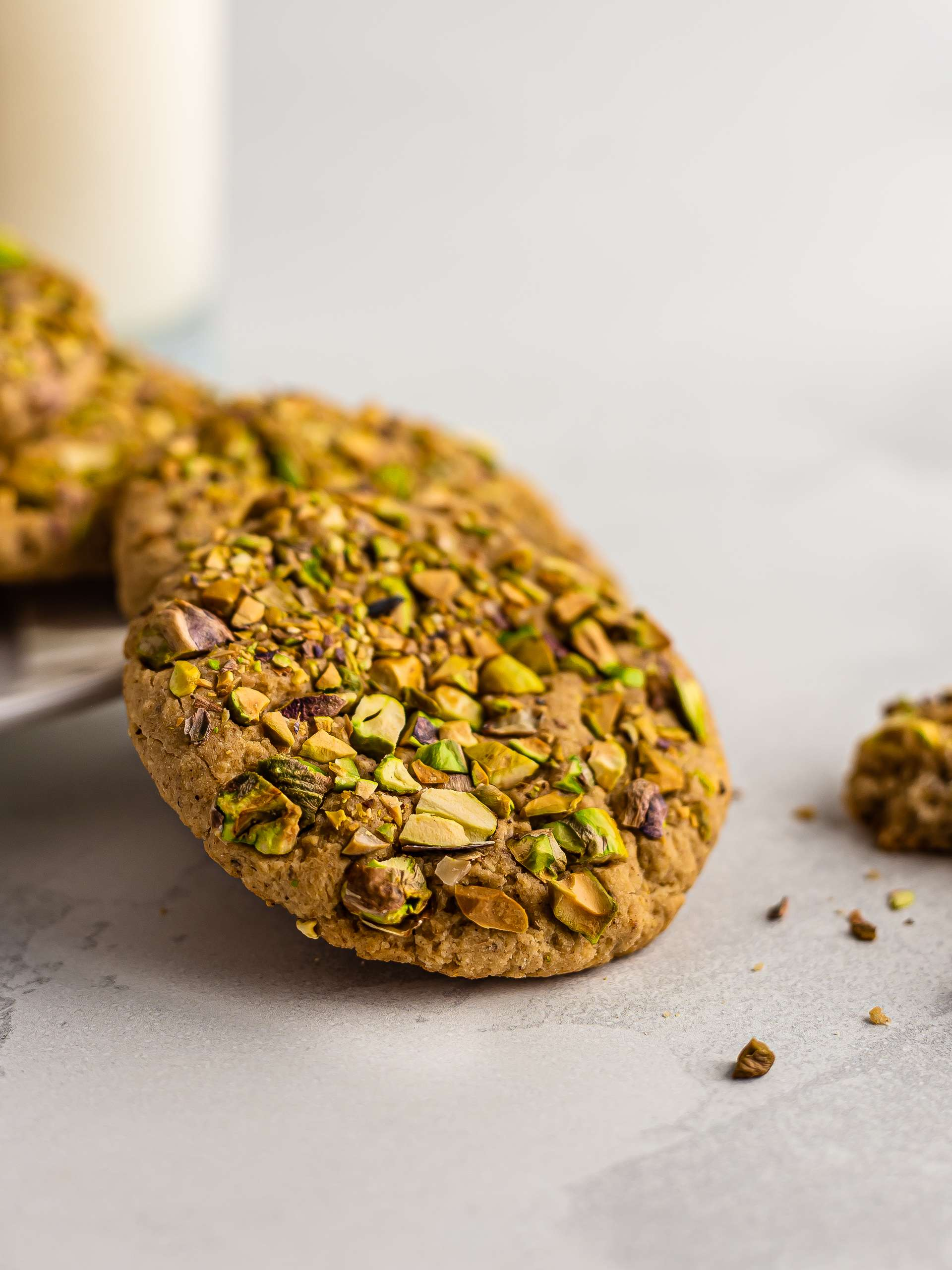 Vegan Tahini Cookies (Sugar-Free, Gluten-Free) Thumbnail