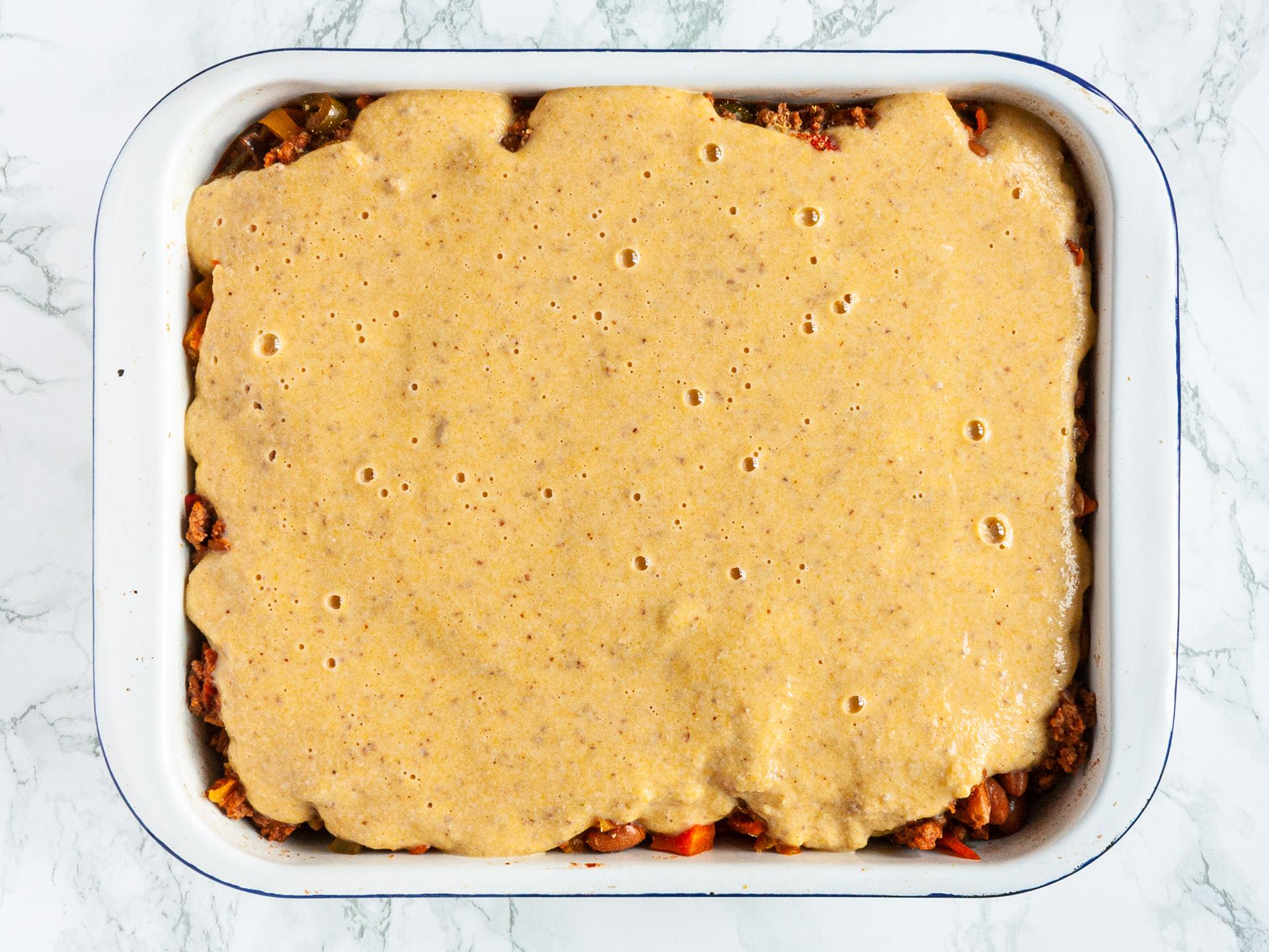 Step 3.2 of Gluten Free Cowboy Pie Recipe