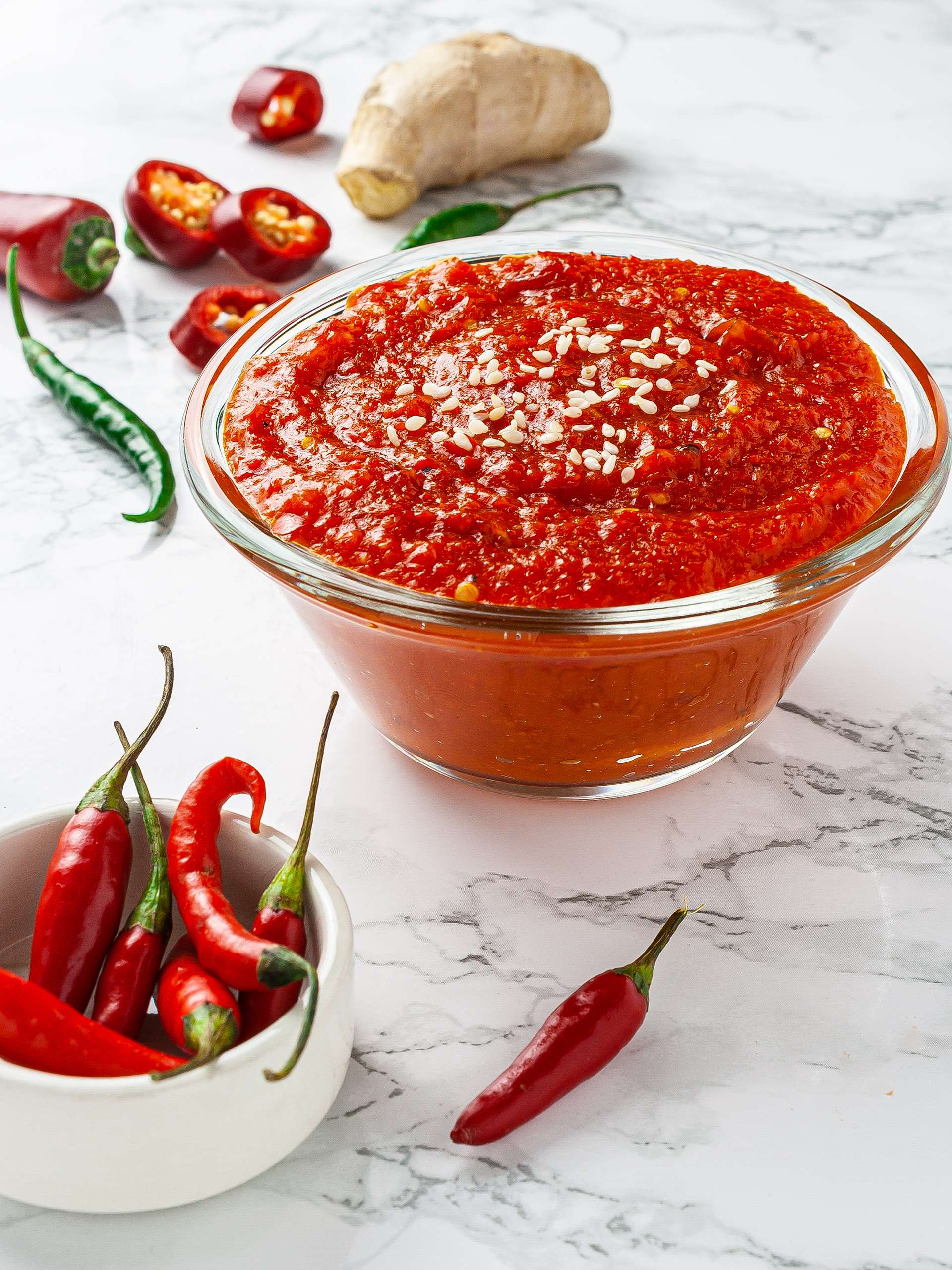 Asian Chilli Jam Recipe Thumbnail