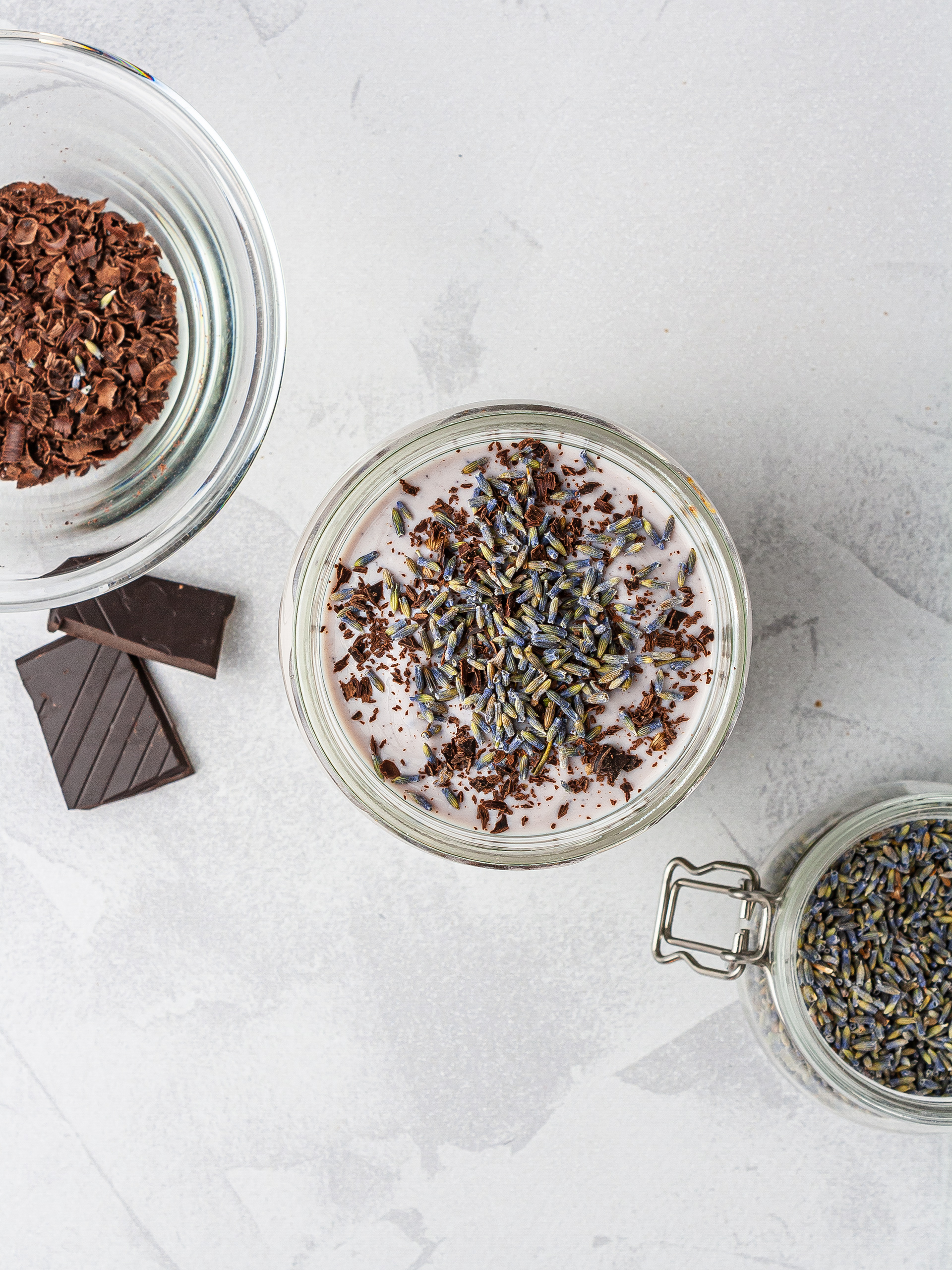 Step 3.2 of Anti-Anxiety Lavender Smoothie Recipe