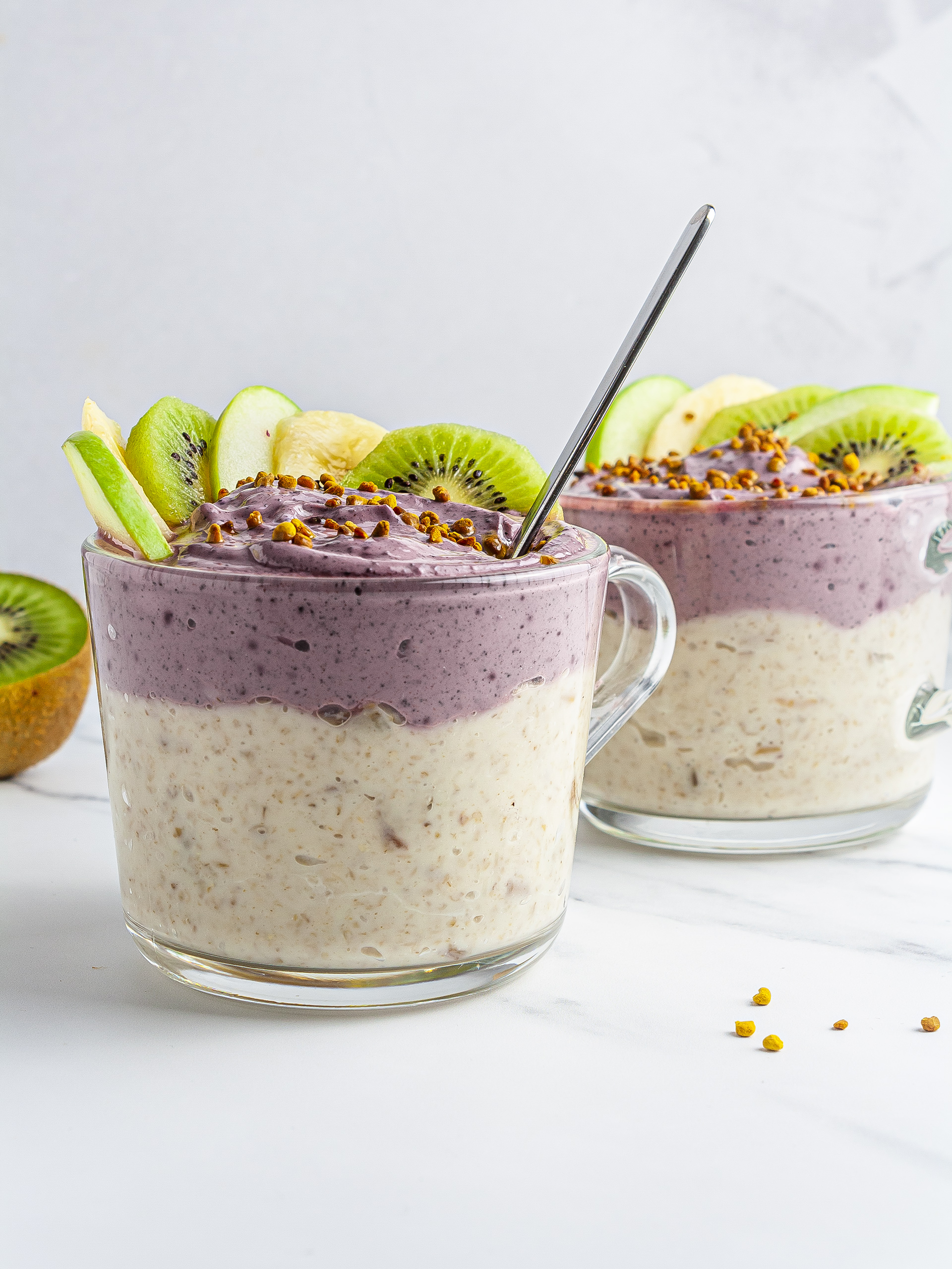 Acai Yogurt Oatmeal Bowl Recipe Preview