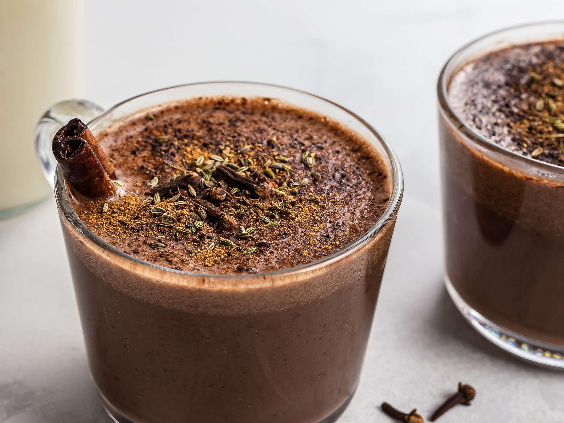 Chai Hot Chocolate (Vegan)